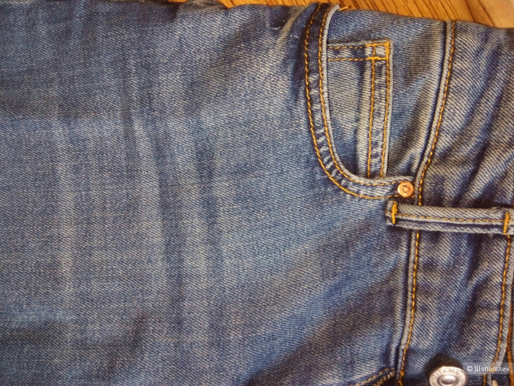 Юбка карандаш джинсовая миди ZARA