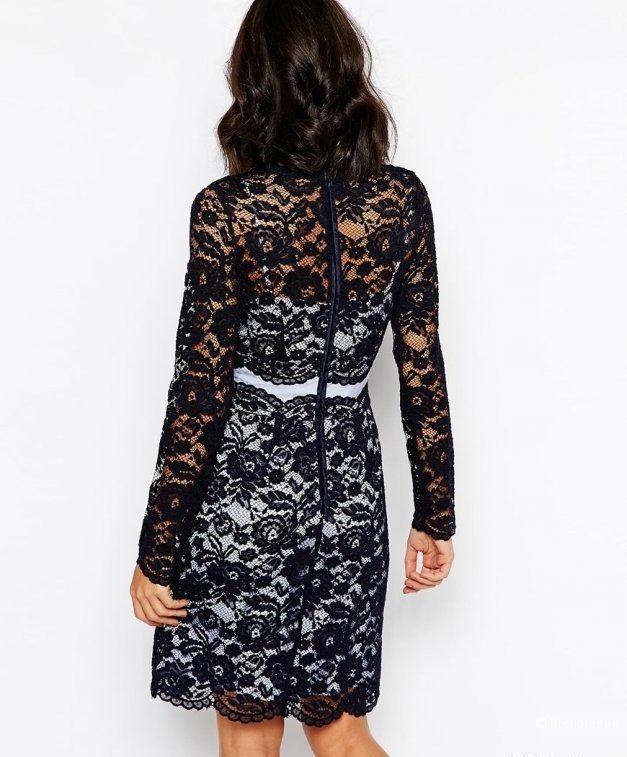 Кружевное платье COAST