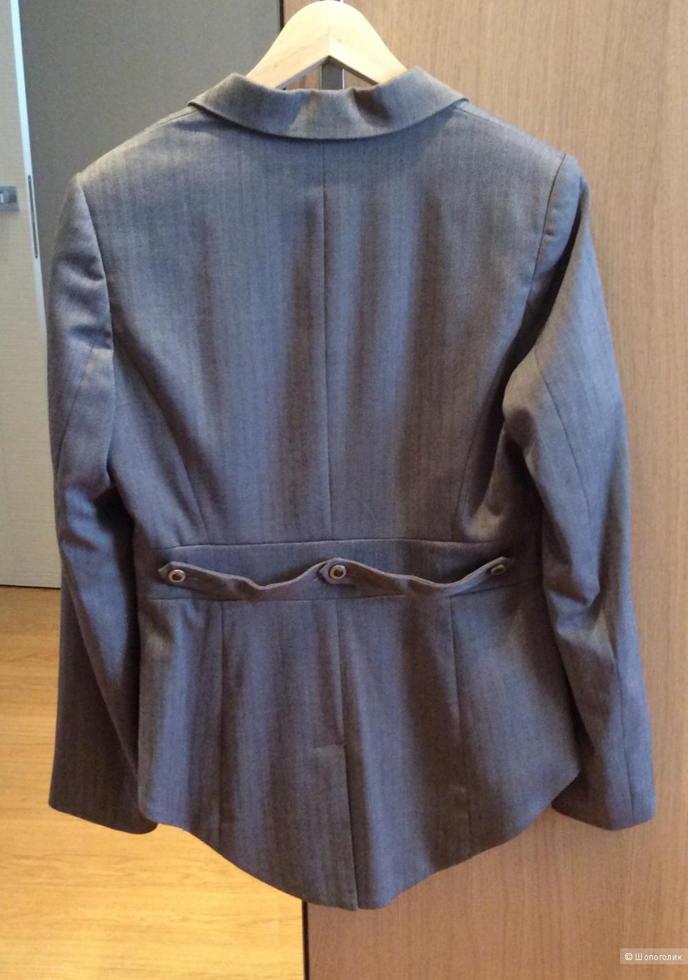Пиджак-фрак Aniston р.38DE (на 46)