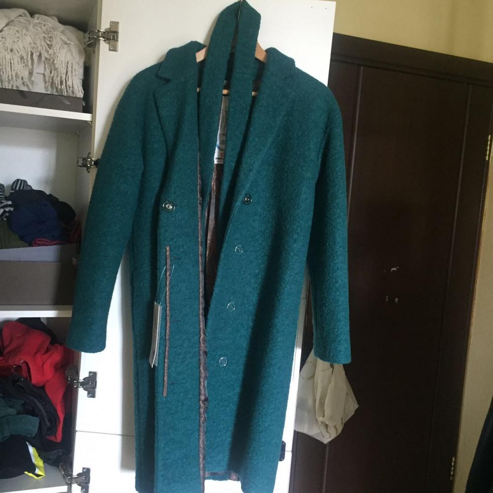 Пальто новое, Российский дизайнер