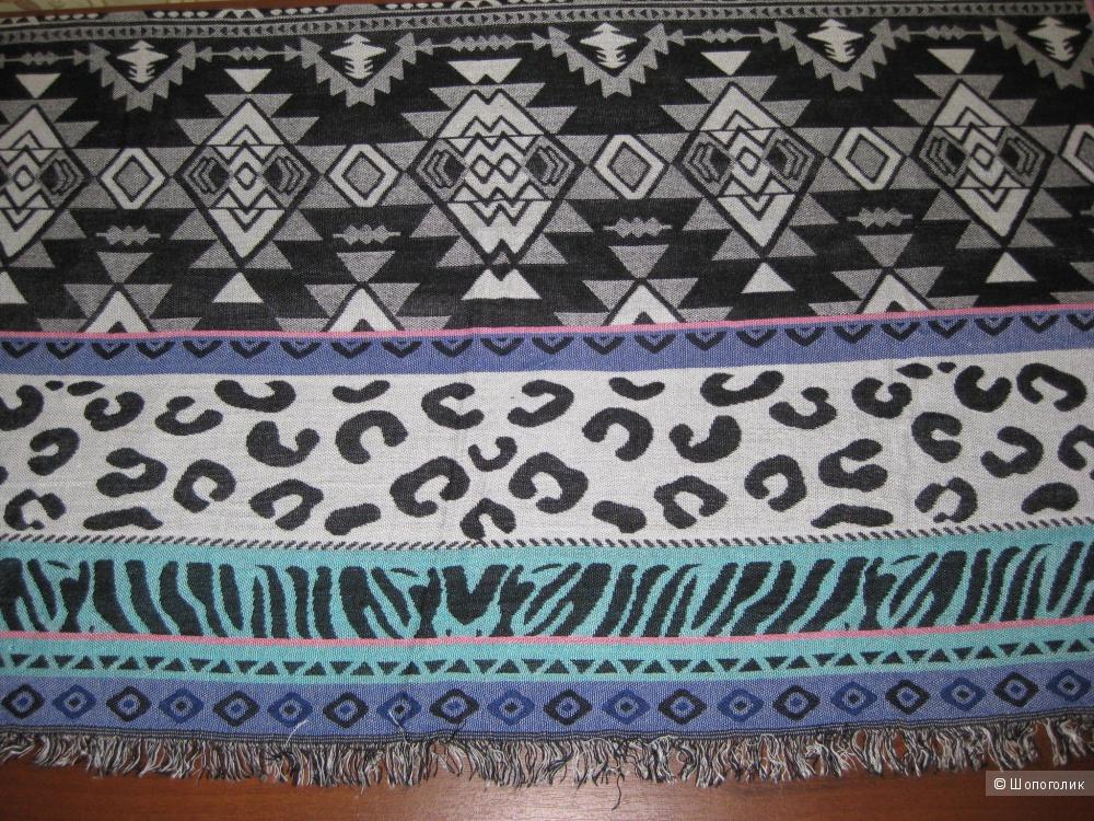 Квадратный шарф ASOS, мягкий, уютный
