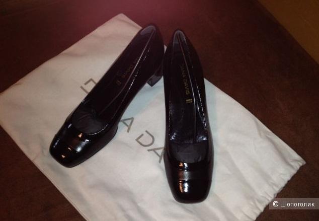 Новые туфли Дана Дэвис (Италия)