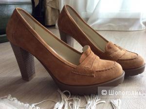 Туфли лоферы Etor на осень