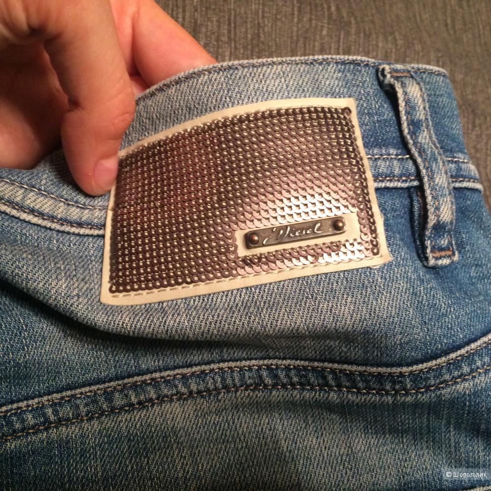 Пристрою джинсы Diesel