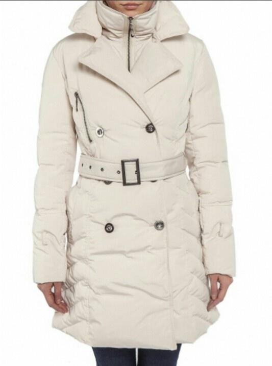 Куртка-пальто двубортное F5
