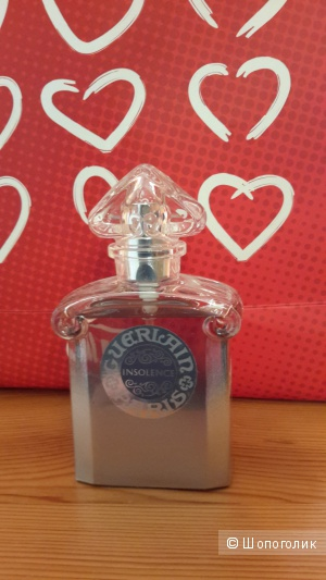 Insolence от 50ml edT Guerlain лимитка 2008 года
