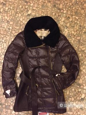 Куртка - пуховик женская, новая, 48 размер