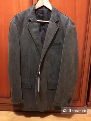 Новый мужской пиджак, с этикетками