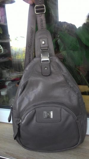 Небольшая сумка-рюкзачок F. Marconi