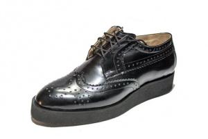 Ботинки-броги ручной работы