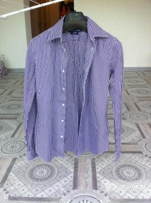 Рубашка Ralph Lauren, фиолетовая в полоску, 6 us