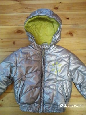 New Balance (оригинал) курточка для девочки 5 лет.