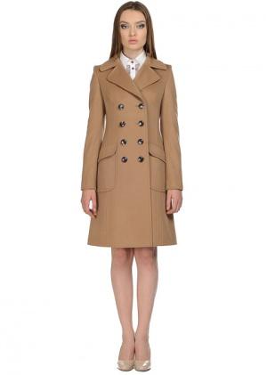 Пальто 80% шерсть, новое, марка BIZZARRO, размер 44 рус