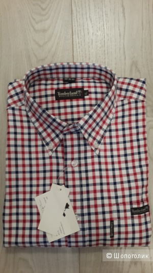 Мужская рубашка, Timberland, новая
