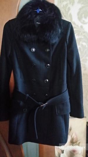 Зимнее шерстяное пальто Phard 44 размер