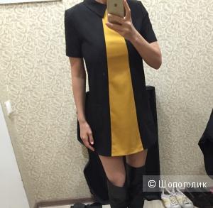 Стильное модное платье,  новое, 42 размер,