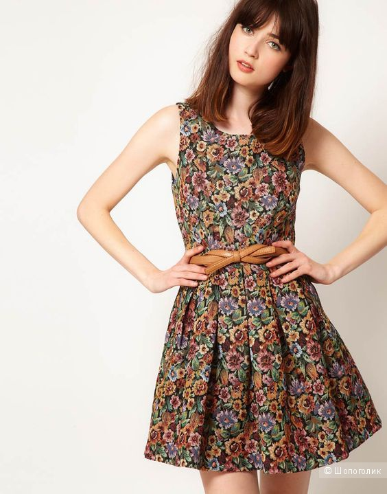 Платье Nishe, размер uk8