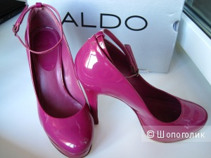 Туфли Аldo, лакированная кожа