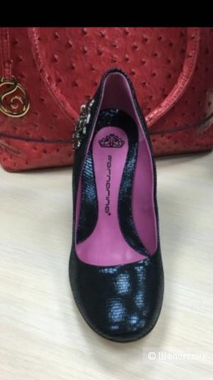 Туфли Fornarina, новые, кожа