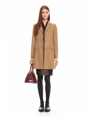 Демисезонное пальто Intrend (линейка Max Mara outlet), размер 40 it