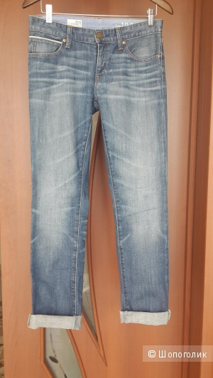 Классные джинсы boyfriend GAP размер указан 25/0