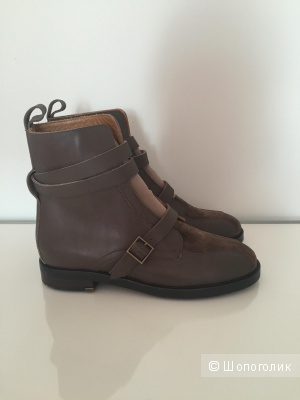 Брендовые ботинки See by Chloe, 39,5 размер