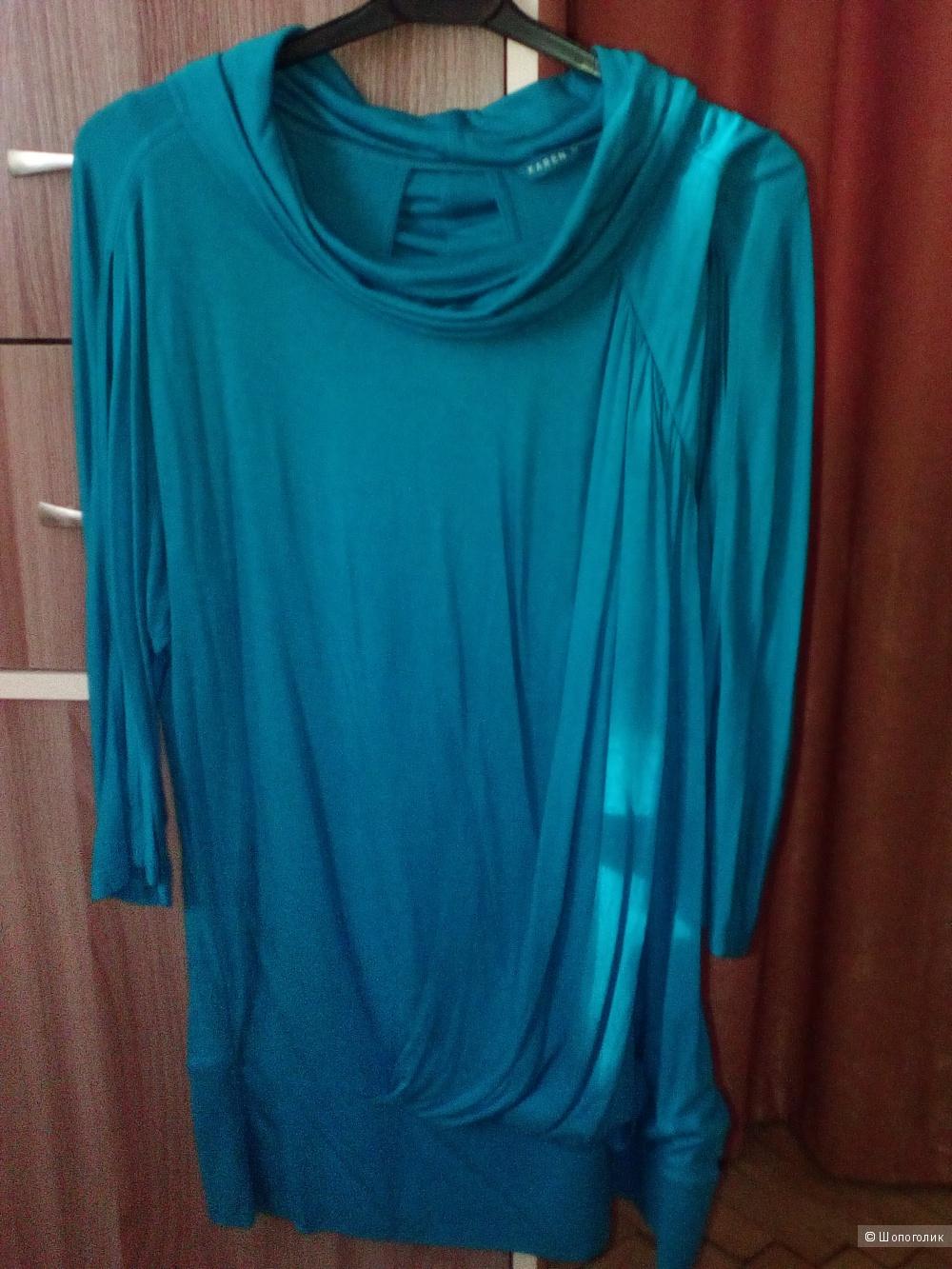 Блуза Karen Millen 8 р-р (44 российский) новая,но без бирок