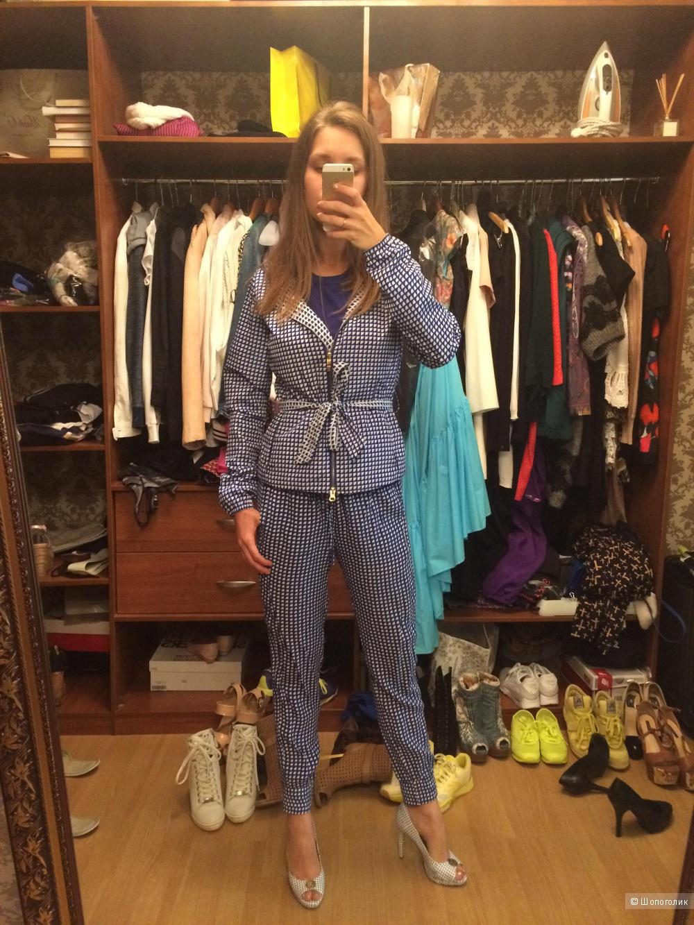 Костюм спортивный выходной Armani Jeans