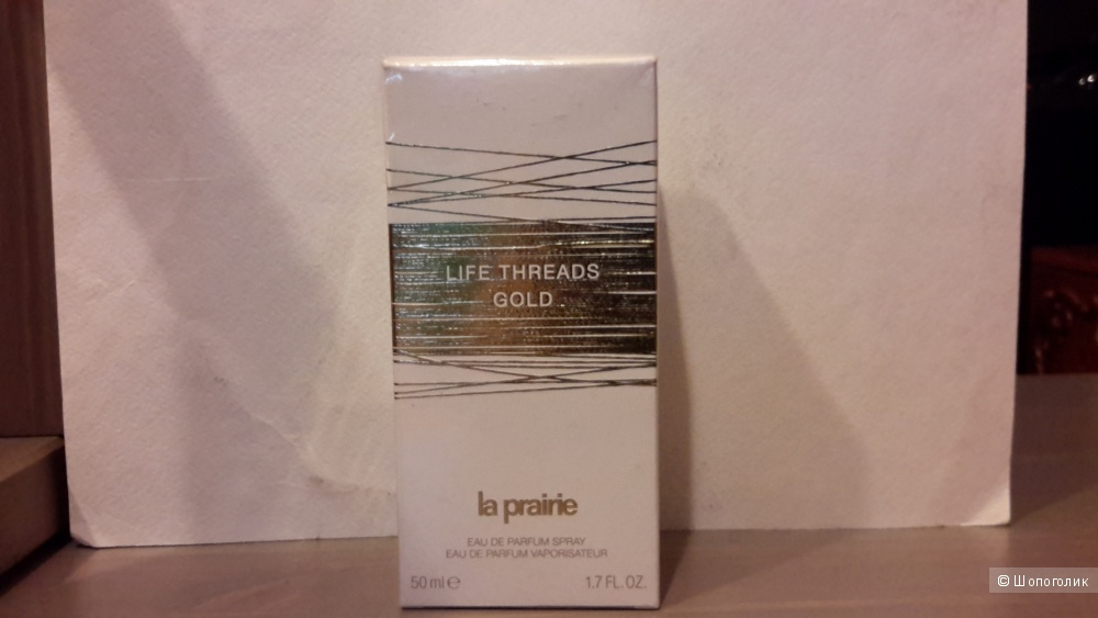Life Threads Gold, LA prairie от 50 мл, едп