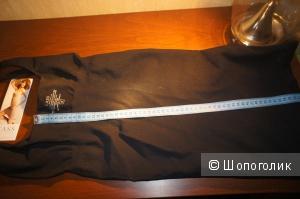 Корректирующее белье - под платье, xl, 1х, 2х  Cass shapewear черная корсетная комбинация