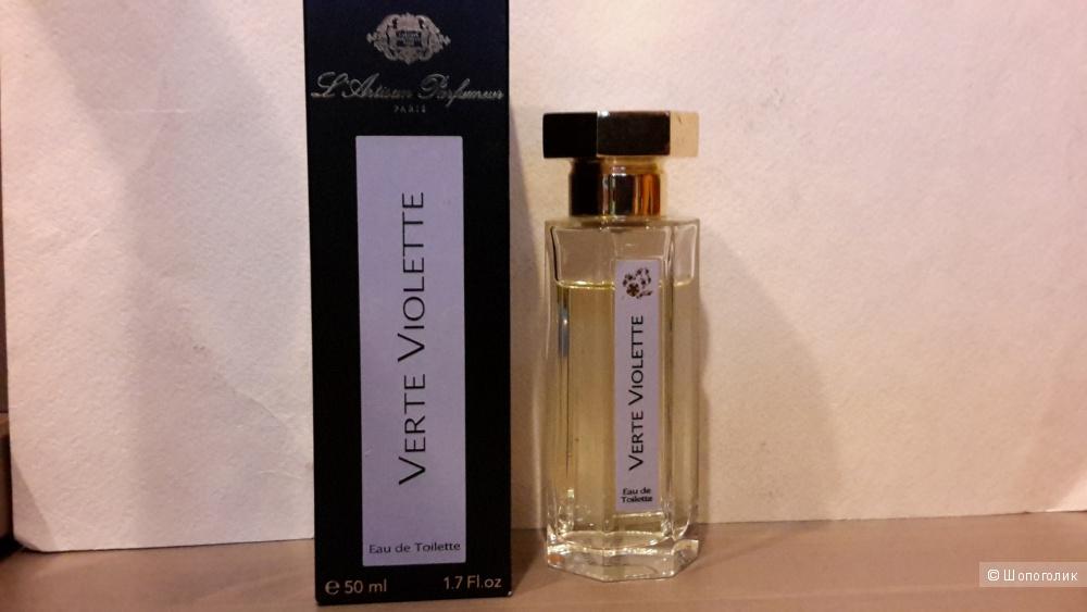 Verte Violette, L Artisan Parfumeur от 50 мл едт