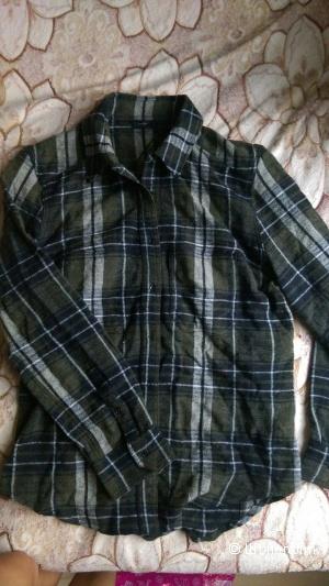 Свободная рубашка Joseph ,из шерсти 42-44