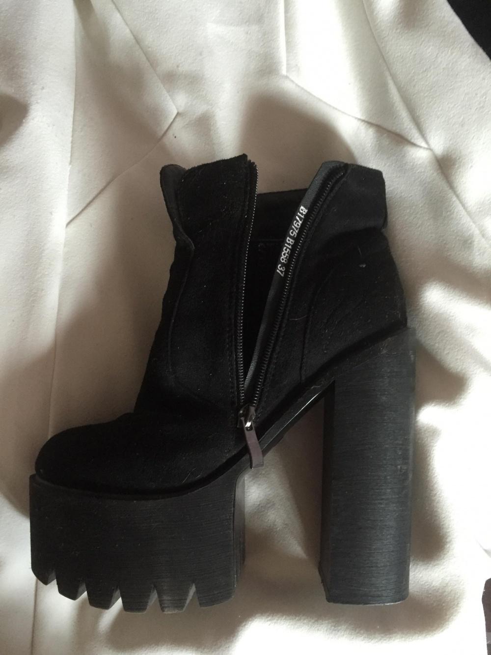 3c20bad14 Ботинки туфли тракторы в стиле Джеффри, в магазине Наш пристрой — на ...