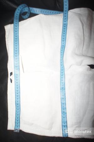 Брюки лен р-р 44 марка Kitte Италия