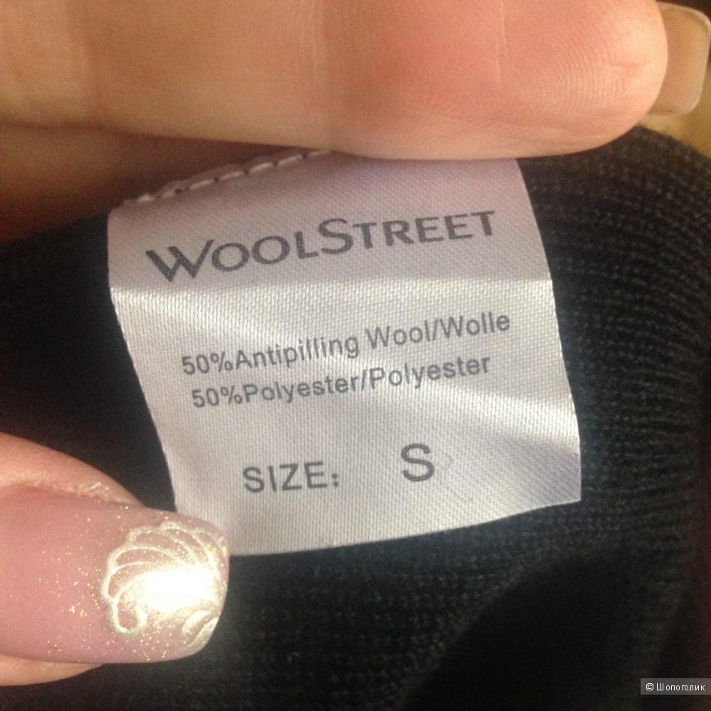 Юбка новая фирма WoolStreet 50% шерсть