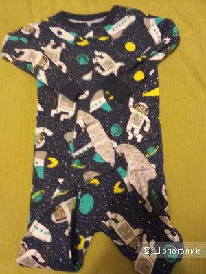 Пижама-слип Carters 24мес