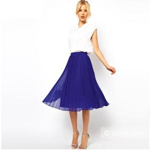 Плиссированная юбка Asos