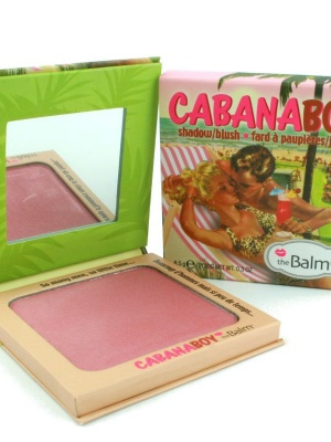 Румяна-тени The Balm Cabana Boy Shadow/Blush
