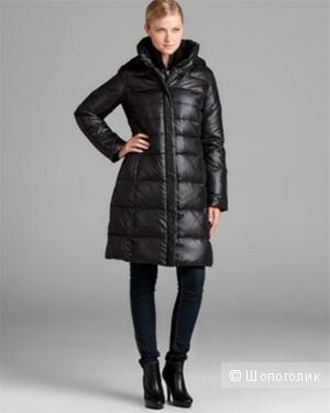 DKNY Donna Karan брендовый женский пуховик р.XS Новый.Оригинал