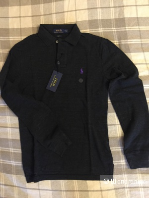 Polo Ralph Lauren, размер S, цвет Black Marl Heather