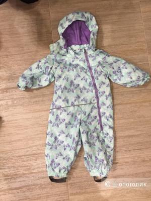 Новый комбинезон  для малыша Lessie by Reima  .74 размер, 7-11 мес