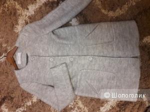 Пальто на раннюю осень Zara, 44 размер