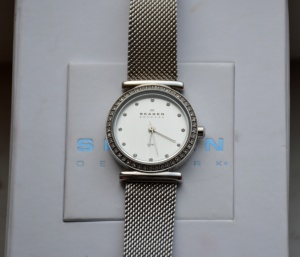 Часы Skagen Denmark, оригинал