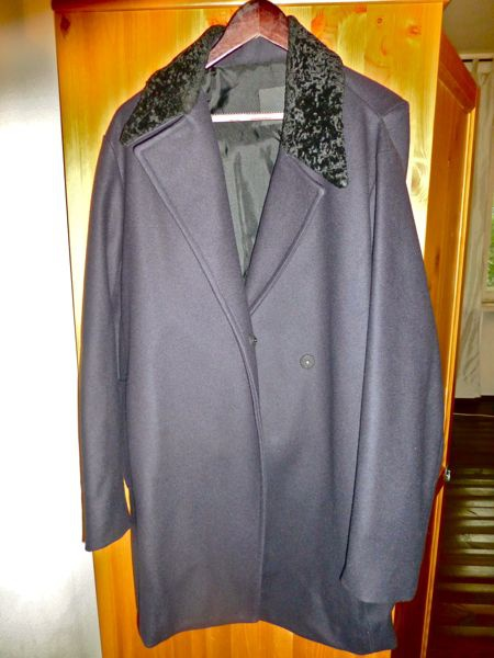 Шерстяное пальто A.L.C.