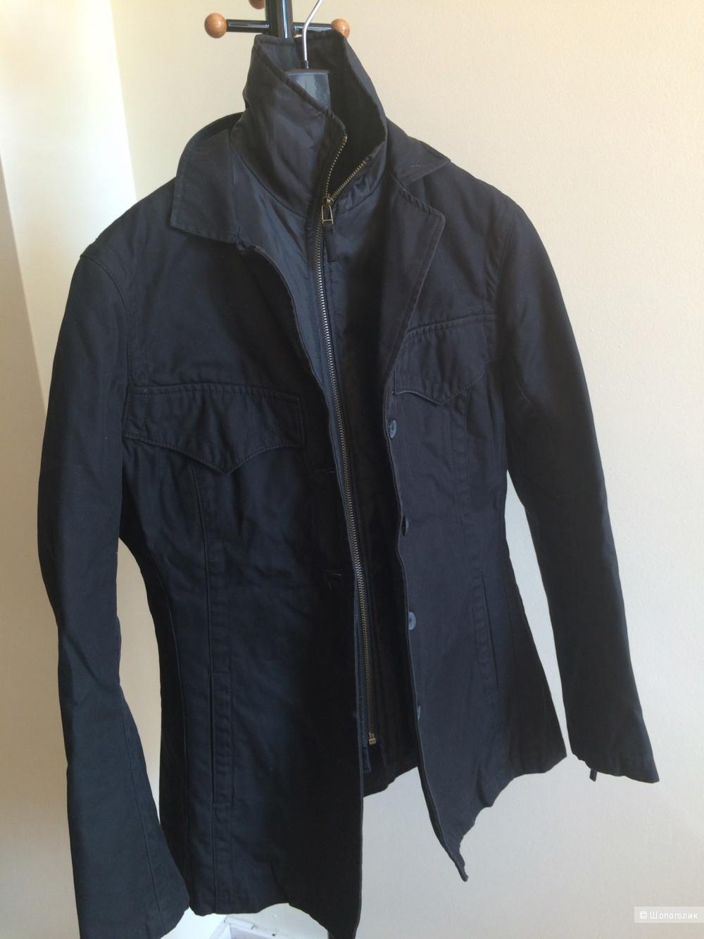 Куртка Massimo Dutti 2 в 1, размер М