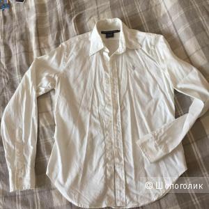 Блузка Ralph Lauren Golf, размер 4, цвет бело-молочный