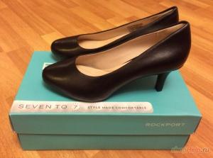 Новые туфли Rockport 37EU (6.5M)