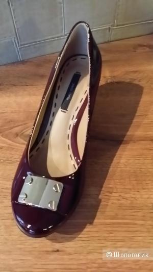Лаковые туфли Paolo Conte 38 размер
