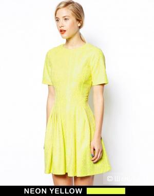 Новое желтое платье ASOS