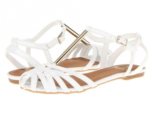 Кожаные летние сандали  Dolce Vita